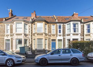 Thumbnail 4 bed terraced house for sale in Seymour Avenue, Bishopston, Bristol