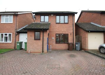 Thumbnail 3 bed detached house to rent in Kendal Grove, Solihull
