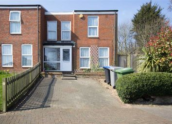 Thumbnail 2 bed end terrace house to rent in Elms Lane, Wembley, Middlesex