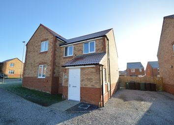 Thumbnail 3 bed semi-detached house for sale in Plowes Way, Knottingley