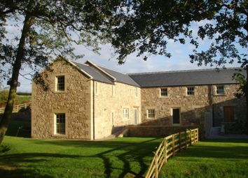 Thumbnail 4 bed barn conversion for sale in Sturton Grange, Warkworth, Northumberland