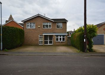 Thumbnail 4 bed property to rent in Ambury Gardens, Crowland, Peterborough
