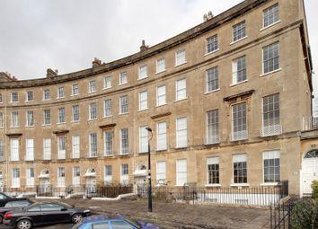 Thumbnail 2 bedroom flat to rent in Cavendish Crescent, Bath