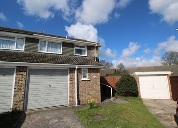 Thumbnail 3 bed semi-detached house for sale in Patterson Close, Deal
