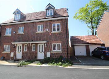 Thumbnail 4 bedroom semi-detached house for sale in Buxton Way, Royal Wootton Bassett, Wiltshire
