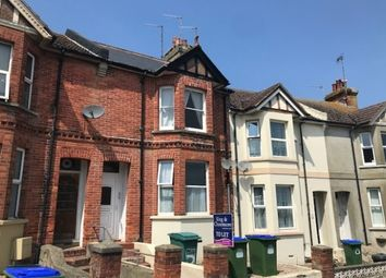 Thumbnail 1 bed flat to rent in Harpers Road, Newhaven