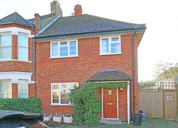 Thumbnail 3 bed semi-detached house for sale in Effra Road, London