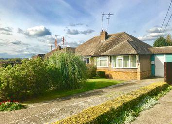 Thumbnail 2 bed semi-detached bungalow for sale in Hillview Lane, Great Billington, Leighton Buzzard