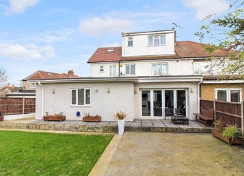 Thumbnail 5 bed semi-detached house for sale in Burton Gardens, Hounslow