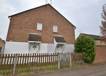 Thumbnail 1 bedroom terraced house for sale in The Pastures, Stevenage, Herts