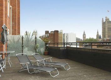 Thumbnail 1 bedroom flat to rent in Romney House, 47 Marsham Street, London