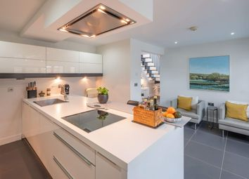Thumbnail 4 bed detached house for sale in Lower Church Road, Gurnard, Cowes