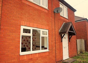 Thumbnail 3 bedroom semi-detached house for sale in Carnation Close, Weston Coyney, Stoke-On-Trent