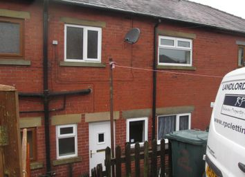 Thumbnail 3 bed terraced house to rent in Mowgrain View, Bacup, Rossendale
