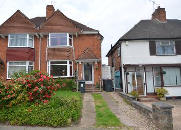 Thumbnail 3 bed semi-detached house for sale in Newlands Road, Stirchley, Birmingham