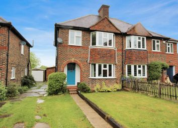 Thumbnail 3 bed semi-detached house for sale in Green Lane, Lower Kingswood, Tadworth