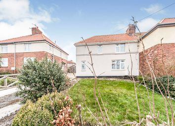 Thumbnail 3 bed semi-detached house for sale in Porter Terrace, Murton, Seaham, Durham