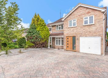 5 bed detached house for sale in Sheraton Close, Blackwater, Camberley GU17