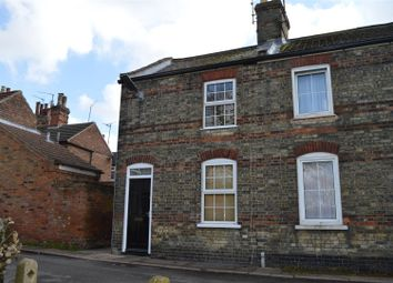 Thumbnail 2 bed end terrace house for sale in Russell Street, King's Lynn