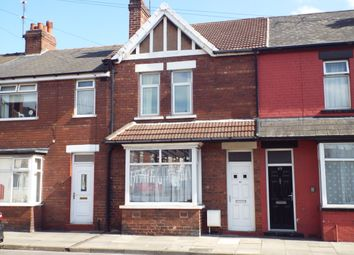 Thumbnail 2 bed terraced house to rent in St Catherines Avenue, Doncaster