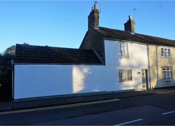 Thumbnail 2 bedroom property for sale in Church Street, Peterborough