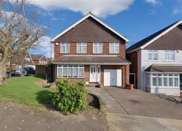 Shorefields, Benfleet SS7. 4 bed detached house for sale