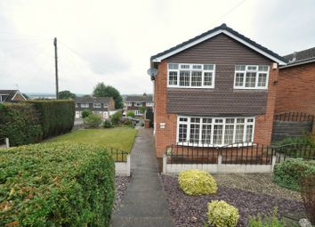 Thumbnail 3 bed detached house for sale in Allison Avenue, Swadlincote