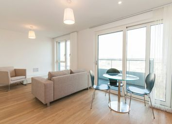 Thumbnail 1 bedroom flat to rent in No 1 The Plaza, Marner Point, Bow