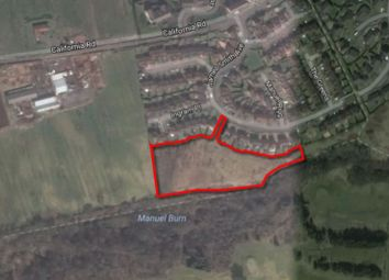 Thumbnail Land for sale in Site At California Road, Maddiston, Falkirk FK20Fp