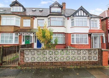 Thumbnail 5 bed terraced house for sale in St. Joan's Road, London