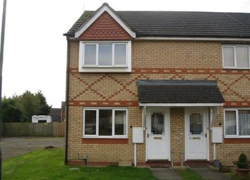 Thumbnail 2 bed semi-detached house to rent in Permian Close, Rugby, Warwickshire