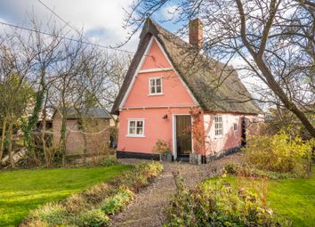 Thumbnail 3 bed cottage for sale in Cockfield, Bury St Edmunds, Suffolk