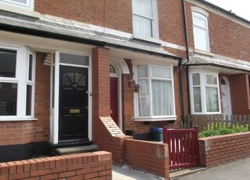 Thumbnail 2 bed terraced house to rent in Birchwood Road, Moseley, Birmingham