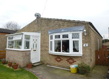 Thumbnail 3 bed detached bungalow for sale in Grounds Way, Coates, Peterborough
