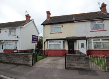 Thumbnail 2 bed semi-detached house for sale in Madoc Road, Tremorfa