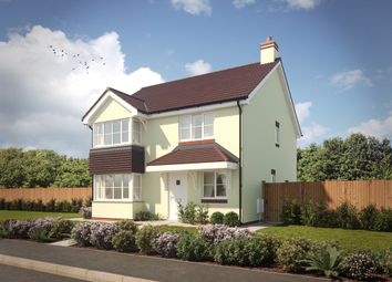 "Thumbnail 4 bed detached house for sale in ""The Ledbury"" at Donaldson Drive, Brockworth, Gloucester"