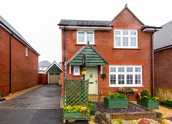 Thumbnail 4 bed detached house for sale in Tudor Court, Trelewis, Treharris