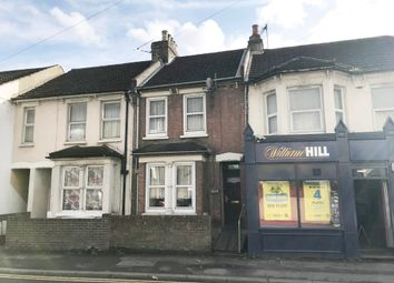 Thumbnail 3 bed terraced house for sale in 204 Luton Road, Chatham, Kent