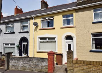 Thumbnail 3 bed terraced house for sale in Glebe Street, Bedwas, Caerphilly