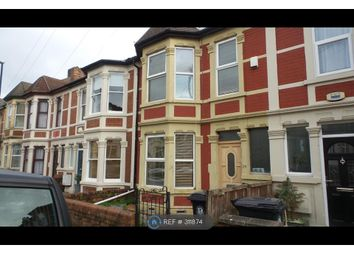 Thumbnail 3 bedroom terraced house to rent in Grove Park Road, Bristol