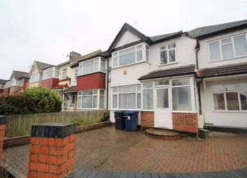 Thumbnail 3 bed terraced house to rent in Portland Crescent, Greenford, Middlesex