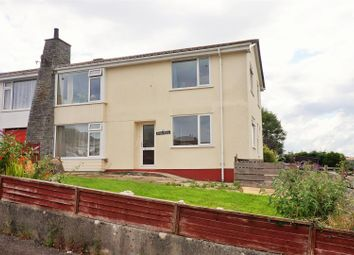 Thumbnail 4 bed flat for sale in St. Georges Road, Looe