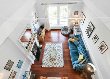 Thumbnail 3 bed flat for sale in Warwick Road, London