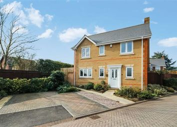 Thumbnail 4 bed detached house for sale in Ebor Gardens, Calne, Wiltshire