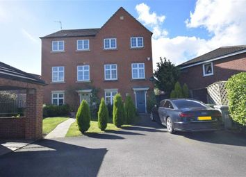 Thumbnail 4 bed semi-detached house for sale in Crew Lane Close, Southwell, Nottinghamshire
