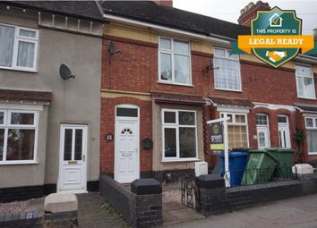 Thumbnail 3 bed terraced house for sale in St. Johns Street, Tamworth