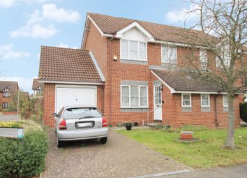 Thumbnail 3 bed semi-detached house for sale in Chamberlain Way, Pinner