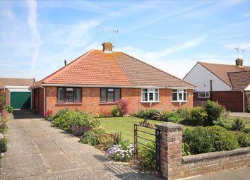 Thumbnail 2 bed bungalow for sale in Oakcroft Gardens, Littlehampton