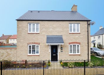 Thumbnail 3 bed semi-detached house for sale in Haydock Road, Bicester