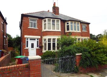Thumbnail 3 bedroom semi-detached house for sale in Weymouth Road, Blackpool, Lancashire